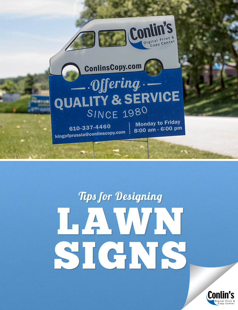 lawn-signs