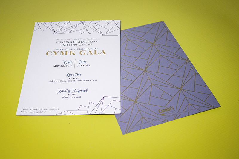Design Gorgeous Print Invitations With These Simple Tips