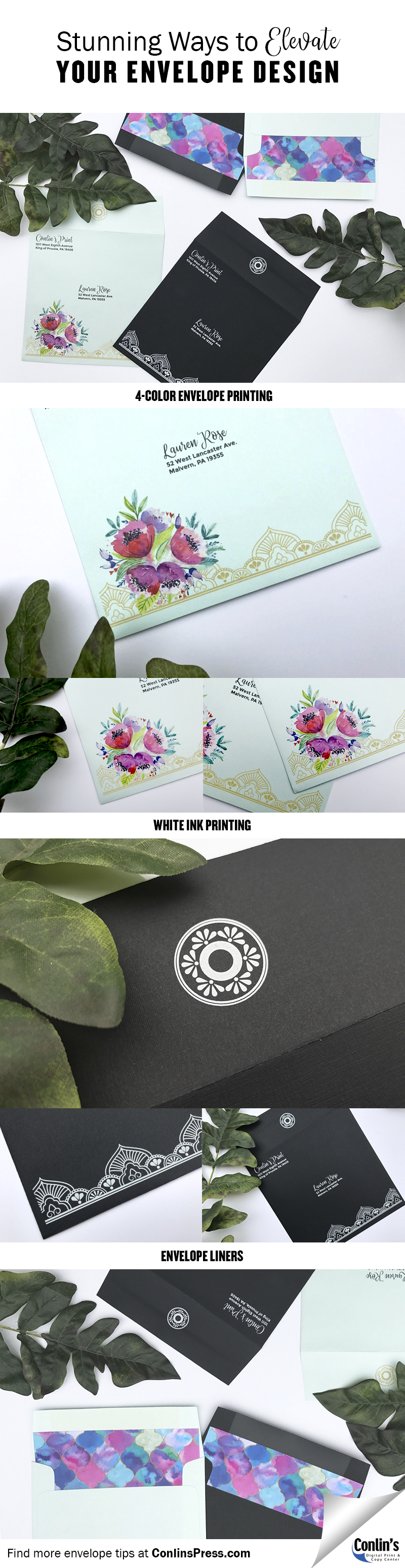 Envelope Printing Tips