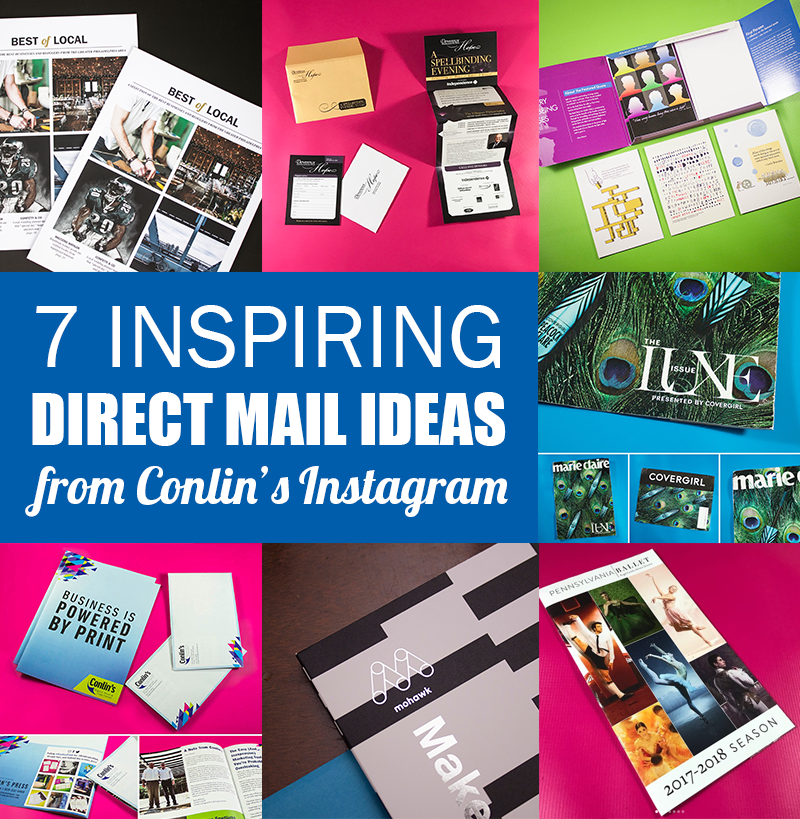 Direct Mail Newsletter