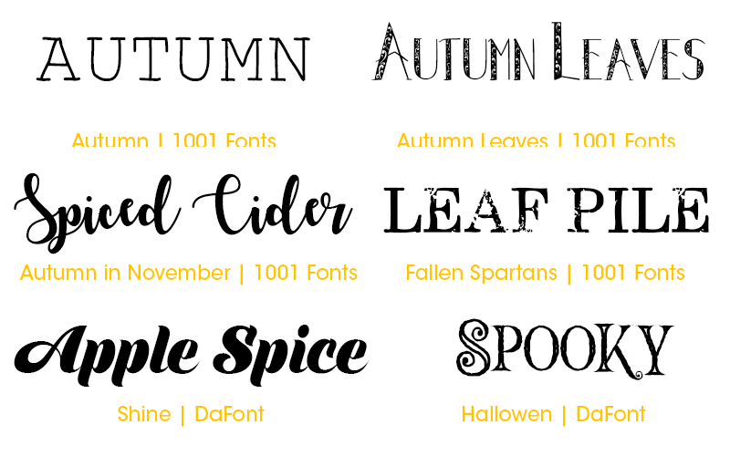 16 Free Fonts for Invitation Design |