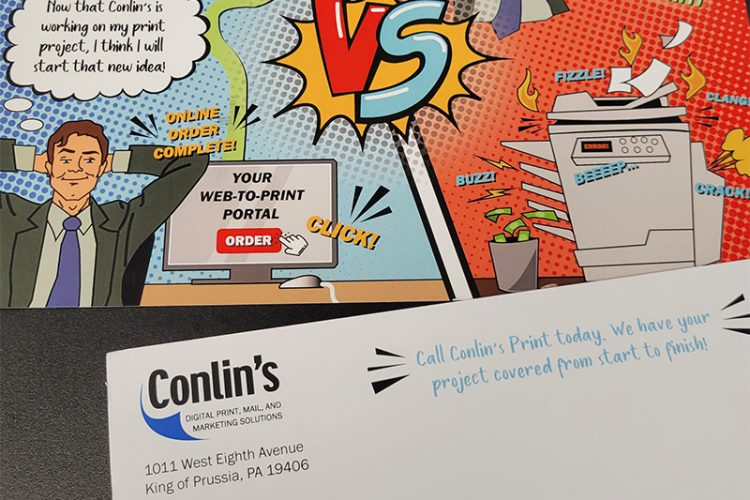 Direct mail example